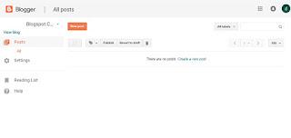 Langkah-langkah Mengganti Email Blog