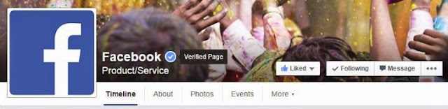 How To Get Your Facebook Page Verified with Blue Badge,verify facebook,facebook,fb,hack fb