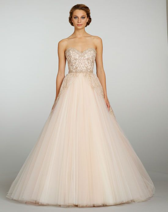 Dear Wedding Day: Designer Spotlight: Lazaro  Dear Wedding Da...