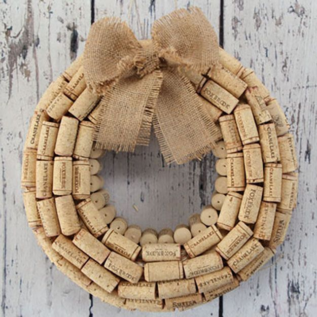 Cork Craft Projects