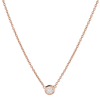 Image result for THE WISHING NECKLACE - ROSE GOLD