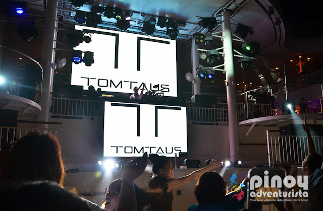 DJ TOM TAUS LABOR DAY PARTY CRUISE AT SUPERSTAR VIRGO