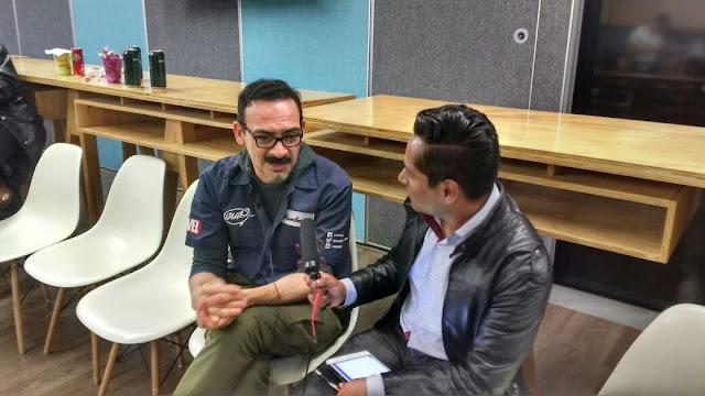Una breve entrevista con el Espectacular Humberto Ramos
