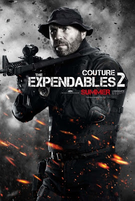 Randy Couture The Expendables 2 2012