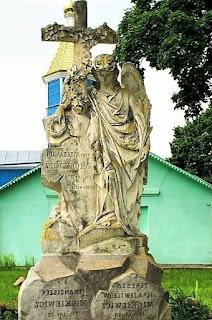 Grób Mickiewiczów w Kobryniu