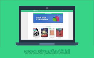 Download Template Viotoko, Template toko online blogspot  Responsive v1 premium