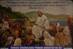 Kursus Evangelisasi Pribadi Angkatan ke-12