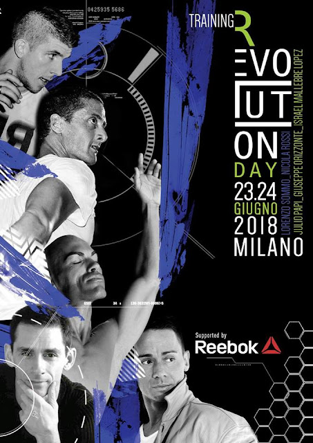 Training R-Evolution Day, 23-24 giugno 2018 a Milano