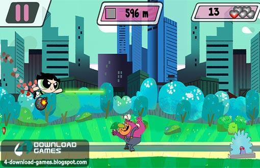 لعبة الاطفال والبنات Powerpuff girls MOJO madness