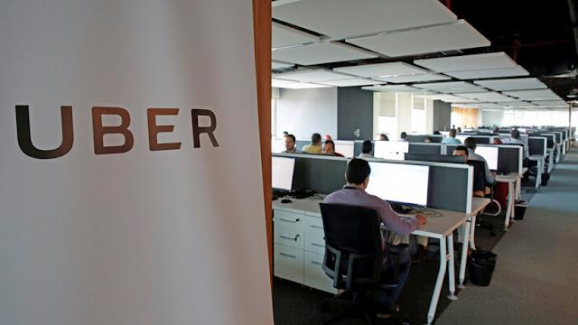 México: Roban los datos de 900.000 usuarios de Uber