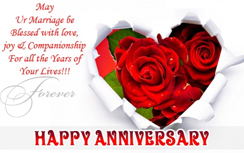 Happy Anniversary Wishes For Sister Brother In Law