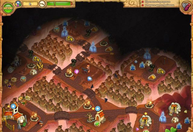 Fun Time Management Games: Island Tribe 4 Free Download Full