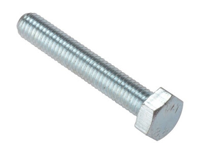 Hex head bol M10x120mm