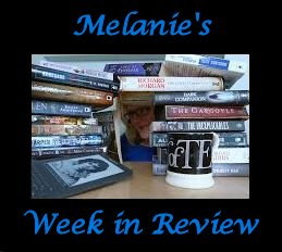 Melanie's Week in Review - October 16, 2016