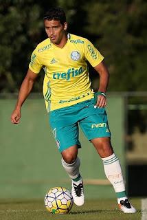 Jean - Jogador do Palmeiras
