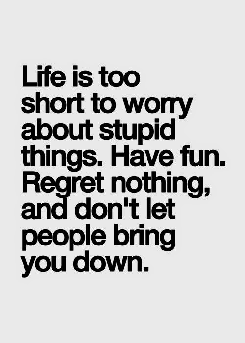Funny, Cute Silly Short Life Quote And Saying By Famous Man