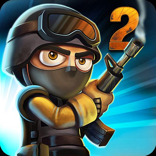 تحميل لعبة Tiny Troopers 2 Special Ops 1.4.8 مهكرة وكاملة للاندرويد أموال لا تنتهي