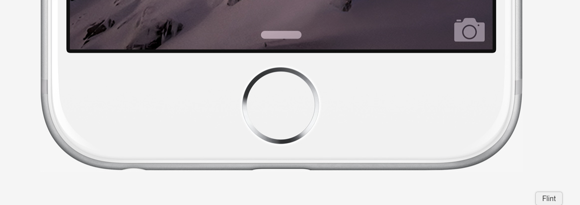 Touch ID Setting on new iPhone 6