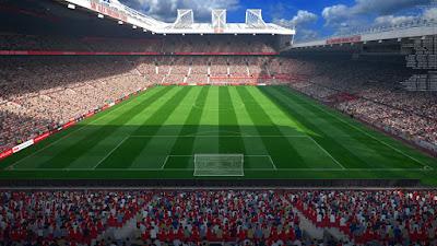 PES 2017 InMortal Stadiums LitePack V.01 (Originals) by InMortal