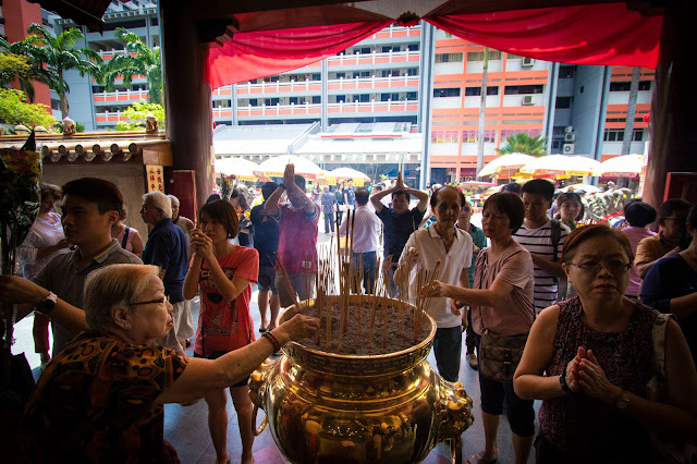 Kwan Im Thong Hood Cho Temple-Singapore