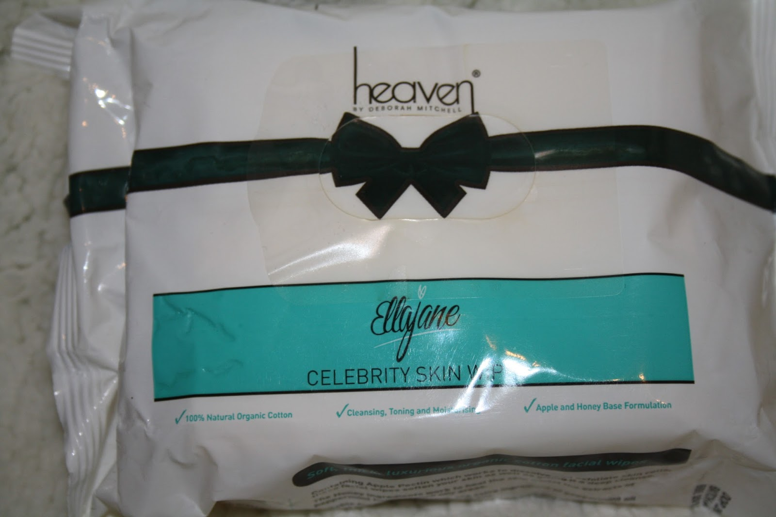 EllaJane Celebrity Skin Wipes