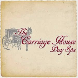 Beauty Blogger for The Carriage House Day Spa.