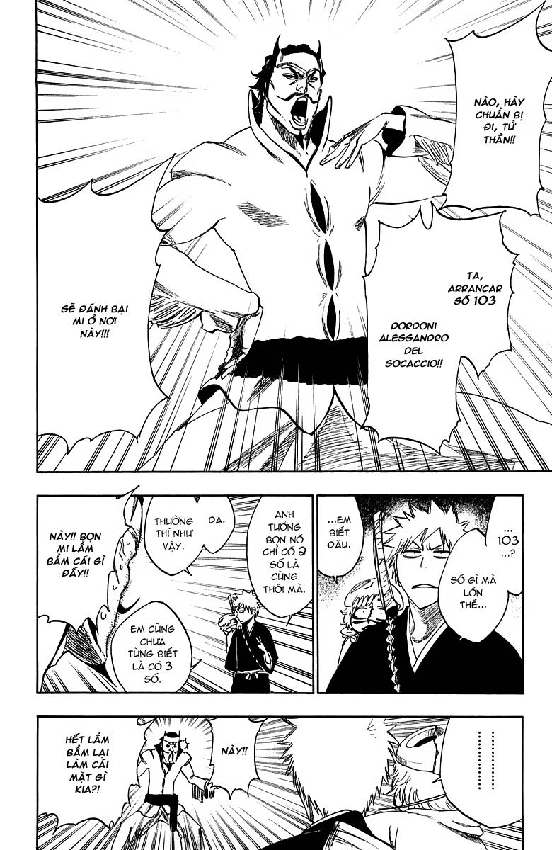 Bleach chapter 250 trang 13
