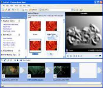 Windows Live Movie Maker 16.4.3528 Screenshot 3