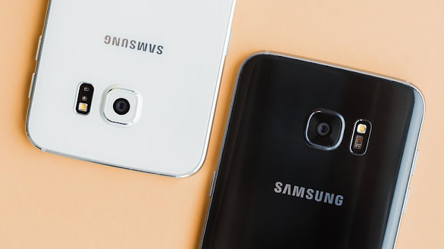 Galaxy S6 Edge and S7 Edge: Samsung brings with every S-generation a better camera. / © CoolANDROIDTips