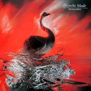 Depeche Mode - Speak and Spell okładka albumu