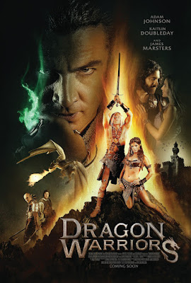 Dragon Warrior (2015) รวมพลเพี้ยน นักรบมังกร