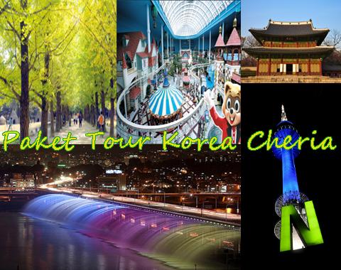 Menikmati Wisata Sejuta Pesona Di Seoul