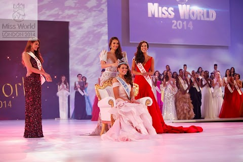 Sudáfrica es Miss World 2014