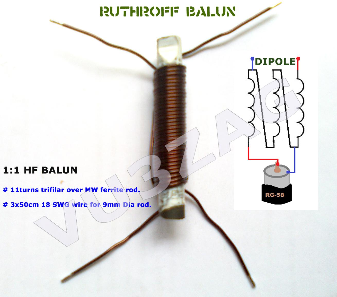 1 1 Voltage Balun Related Keywords - 1 1 Voltage Balun ...