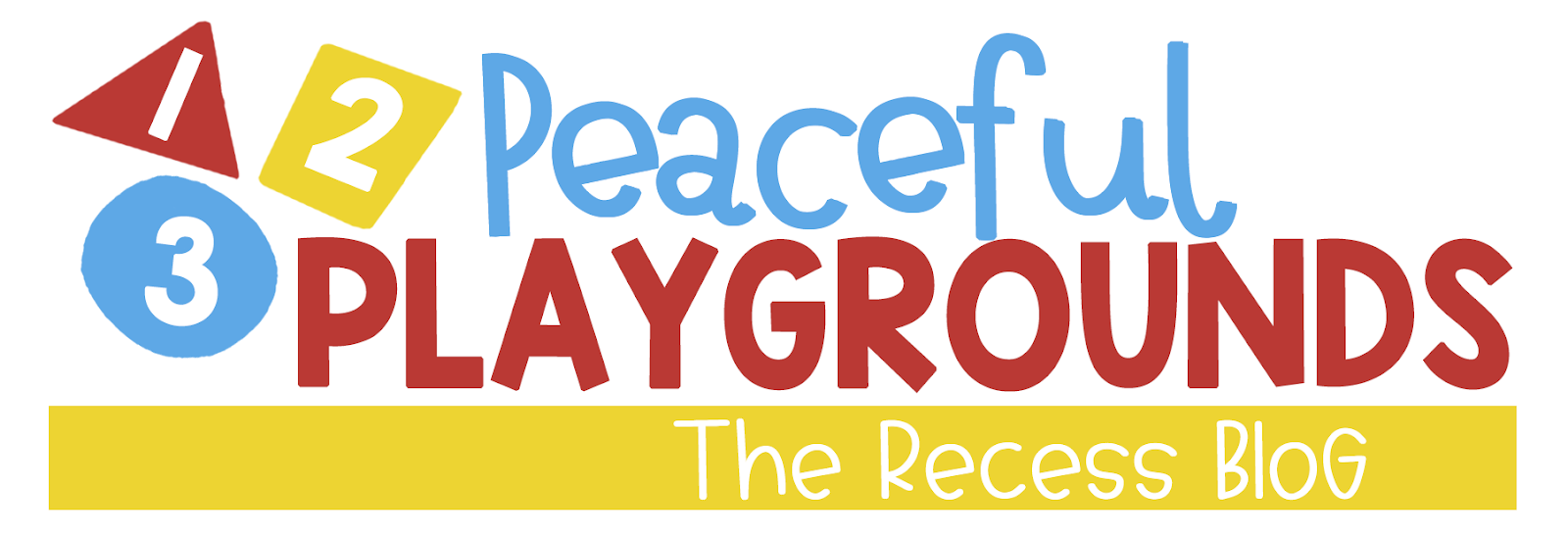 Peaceful Playgrounds | Recess Doctor Blog