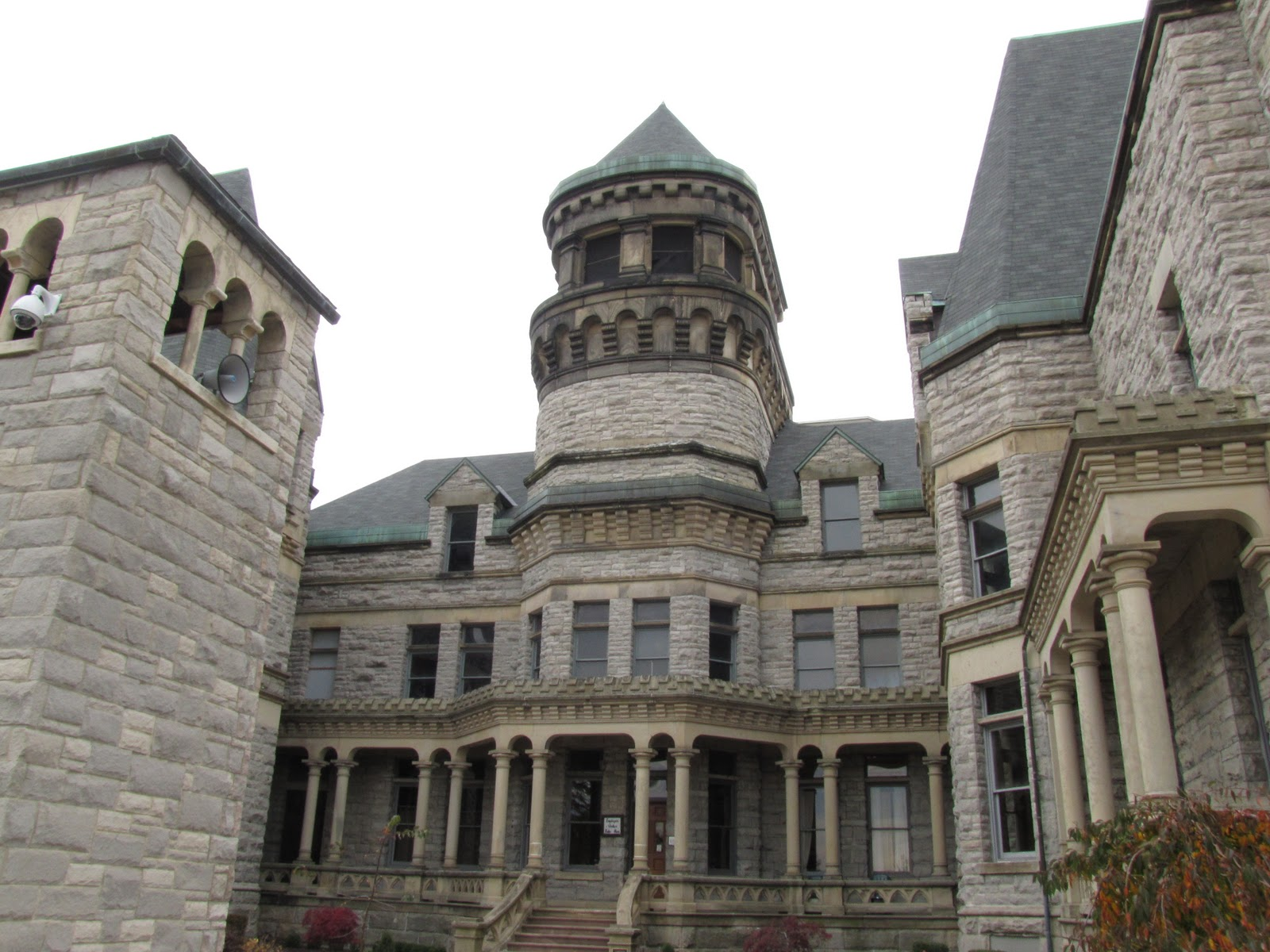 National Paranormal Association Quot Haunted Quot Ohio Prison A