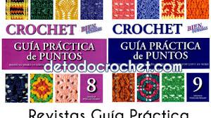 2 Revistas de Patrones Crochet para Descargar
