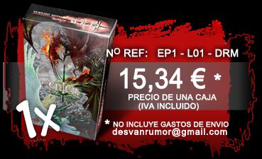 Product nº EP1-L01-DRM EPICA 1 box
