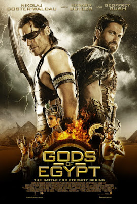 Watch Gods of Egypt 2016 Full Movie Download Free in Bluray 720p