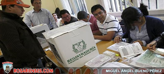 Nuevos partidos preparan año preelectoral | Rosarienses, Villa del Rosario