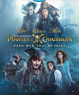 Pirates of The Caribbean Dead Men Tell No Tales 2017 Dual Audio Hindi 480p BluRay