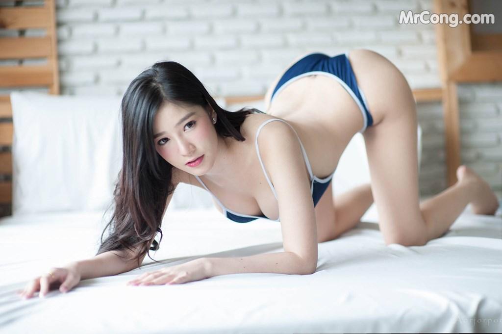 Image Thai-Model-No.477-Sukanya-Moey-MrCong.com-004 in post Thai Model No.477: Người mẫu Sukanya Moey (24 ảnh)