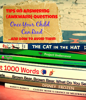 Tips on Answering {Awkward} Questions Once Your Kids Can Read