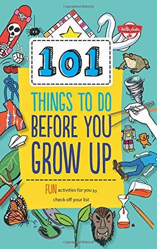 Book Review -  101 Things to Do Before You Grow Up