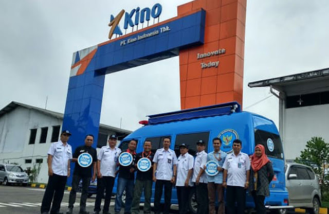 Lowongan Kerja PT. Kino Indonesia Tbk, Jobs: Area Sales Supervisor Manager, Regional Sales Promotion Manager,  Admin & HR Services Supervisor, ER & IR Supervisor.