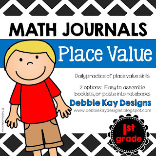 https://www.teacherspayteachers.com/Product/Math-Journals-Place-Value-1977918
