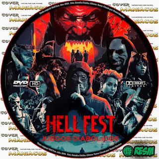 GALLETA - HELL FEST - HELL FEST: JUEGOS DIABÓLICOS - 2018