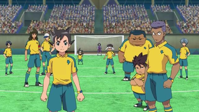Novo anime de futebol Inazuma Eleven ganha trailer e data de lançamento