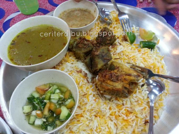 Menu Iftar - Day 21