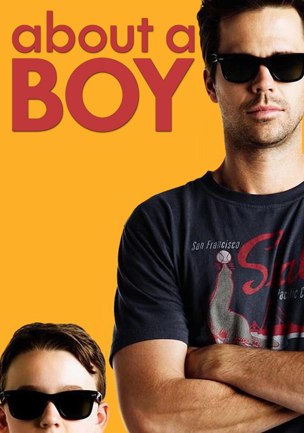 serieS de tv un niño grande about a boy temporada 1 estreno españa